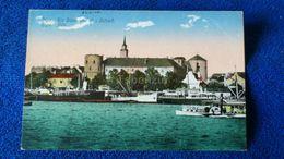 Riga Die Düna Und Das Schloss Latvia - Lettonia