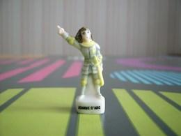 Fève Jeanne D'Arc - History