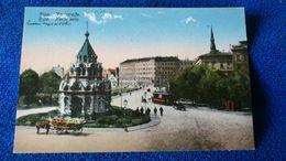 Riga Karlstrasse Latvia - Lettonia