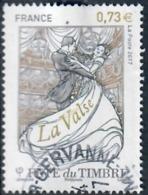 2yt 5130 Fete Du Timbre 2017 - La Valse - Cachet Rond - Used Stamps