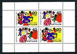 Antillas Holandesas Nº HB-6 Nuevo - Antillas Holandesas