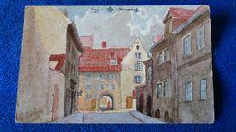 Riga Grosse Brauerstrasse Latvia - Lettonia