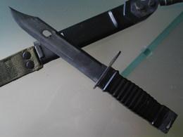 Baionnette Dague Militaire KCB 70 - Armes Blanches