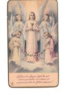 Image Religieuse . En Couleur - Anges - Images Religieuses