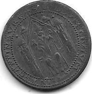 Notgeld  Aschaffenburg 5 Pfennig 1917 Zn436.1/f23.1a/C - Andere