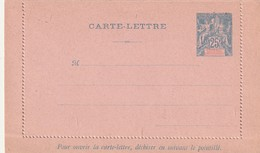 Sénégal Entier Postal - Carte Lettre   Neuf Ref  CL 6 Acep Cote Année 2000 - Senegal (1887-1944)