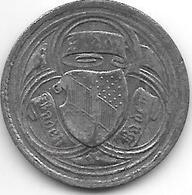 Notgeld  Baden- Baden 10 Pf 1919  Zn 572.1 - [ 2] 1871-1918 : Empire Allemand