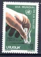 1980 -  URUGUAY -  Mi. Nr.  1596 - NH - (AS2302.1) - Uruguay