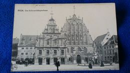 Riga Das Schwarzhäupterhaus Latvia - Lettonia
