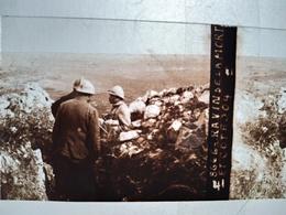 Guerre 1914-18 -  Ravin De La Mort Et Cote 304 - Plaque De Verre StéréoscopiqueTBE - Diapositiva Su Vetro