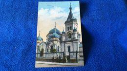 Mitau Russische Kirche Latvia - Lettonia