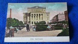 Riga Stadttheater Latvia - Lettonia