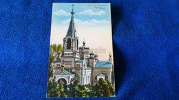 Libau Die Kathedrale Latvia - Lettonia