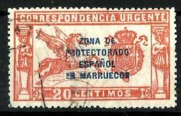 Marruecos Español Nº 90 Usado - Marruecos Español
