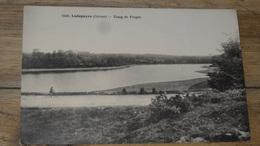 LADAPEYRE : étang De Fagne………MZ3-3597 - Francia