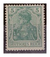 DR:  1905, Nr. 85 Ia, Postfrisch - Deutschland