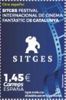ESPAGNE SPANIEN SPAIN ESPAÑA 2018 CINEMA FESTIVAL DE SITGES FESTIVAL MNH ED 5257 MI 5297 YT 4995 - 1931-Heute: 2. Rep. - ... Juan Carlos I