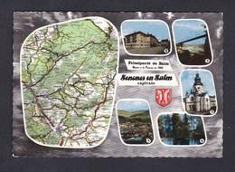 SENONES EN SALM (88) Capitale Principauté De Salm ( Multivues Et D'après Carte Michelin LA CIGOGNE) - Senones