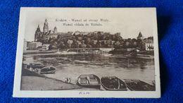Kraków Wawel Od Strony Wisly Poland - Polonia