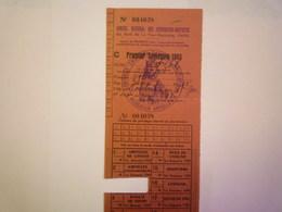 GP 2019 - 1678  RARE CARTE De RATIONNEMENT Pour  DENTISTES   1945  XXXX - Vieux Papiers