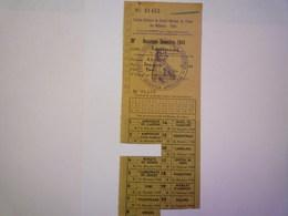 GP 2019 - 1679  RARE CARTE De RATIONNEMENT Pour  DENTISTES   1944  XXXX - Vieux Papiers
