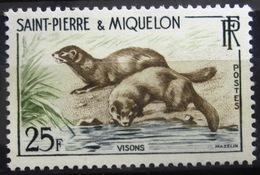 SAINT PIERRE ET MIQUELON                      N° 361                        NEUF** - St.Pedro Y Miquelon
