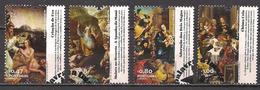Portugal  (2012)  Mi.Nr.  3702 - 3705  Gest. / Used  (6fe04) - Oblitérés