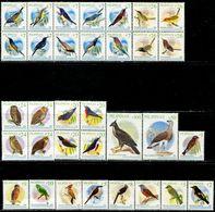 BB2305 Philippines 2009 Various Birds 33V MNH - Philippines