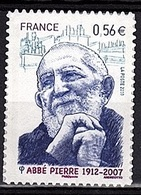 ADH 71 - FRANCE Adhésifs N° 389 Neufs** Abbé Pierre - France