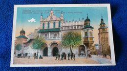 Kraków Sukiennice I Wieża Ratuszowa Poland - Polonia