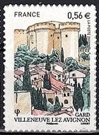 ADH 75 - FRANCE Adhésifs N° 416 Neuf** Villeneuve Lez Avignon - France