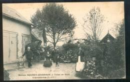 VENDOME - MAISON BOUDET JOURDAIN - TOILES EN GROS Tres Rare  FRCR00017 P - Vendome