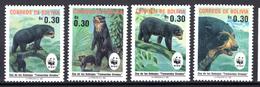1991 -  BOLIVIA -  Mi. Nr.  1137/1140 - NH - (AS2302.1) - Bolivia