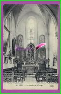 CPA (94 Val De Marne) - SUCY EN BRIE - 29. La Chapelle De La Vierge Intérieur - Sucy En Brie