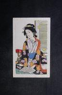 JAPON - Carte Postale - Représentation D'une Femme - L 33979 - Altri