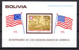 1991 -  BOLIVIA -  Mi. Nr.  BF 66 - NH - (AS2302.2) - Bolivia