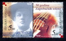 CROATIA 2004 Music Anniversaries  MNH / **  .  Michel  670-71 - Croatia