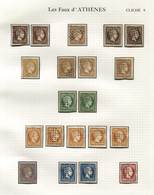 P Lot: 5004 - Timbres