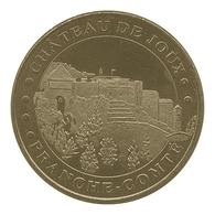 Monnaie De Paris , 2012 , La Cluse-et-Mijoux , Château , Vue D'ensemble - Autres