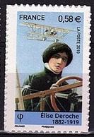 ADH 81 - FRANCE Adhésifs N° 485 Neuf** Aviatrice Elise Deroche - Frankreich