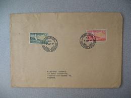 Nouvelle-Zélande Thames Postal Centenary Exhibition 1967 Lettrepour La France - New Zealand Cover Timbre Santé  Health - Nouvelle-Zélande