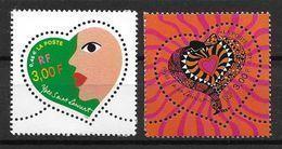 France 2000 N° 3295/3296 Neufs St Valentin Saint Laurent à La Faciale - Ungebraucht