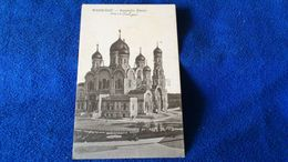 Warschau Russische Kirche Poland - Polonia