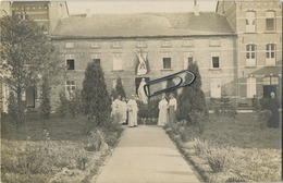 Sart-Risbart  :  Carte Photo 1924   (  Incourt ) - Incourt