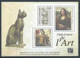 France 1999 Bloc Philexfrance 99 Yvert N° 23 Neuf Luxe - Sheetlets