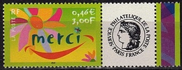 PERS 22 - FRANCE Personnalisé Cérès N° 3133 Merci - France