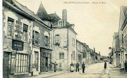 41 - CELLETTES - Route De Blois - France