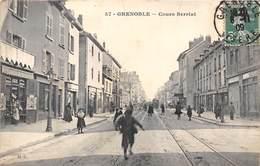 38-GRENOBLES- COURS BERRIAT - Grenoble