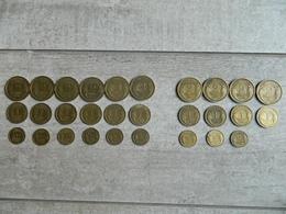 LOT DE PIECES MORLON 1931 à 1941  2 Francs 1 Franc Et 50 Centimes (29 Unités) - Francia