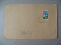 Nouvelle-Zélande Masterton 1968 Lettre Centenary Otago University  pour France - New Zealand Cover - Nouvelle-Zélande